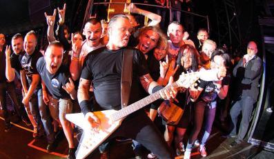 Metallica ma 25 procent płyty