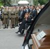 Pogrzeb Szymona Szurmieja na Powązkach Wojskowych