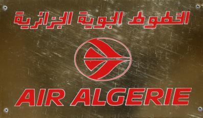Logo linii lotniczych Air Algierie