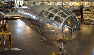 "Superforteca B-29 ""Enola Gay"""