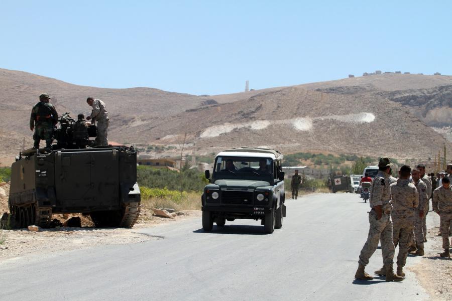Libańska armia