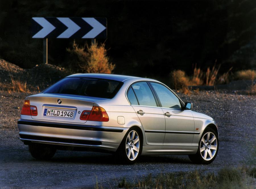 BMW serii 3 E46