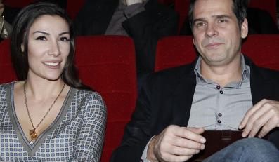 Paweł Deląg i Emma Kiworkowa