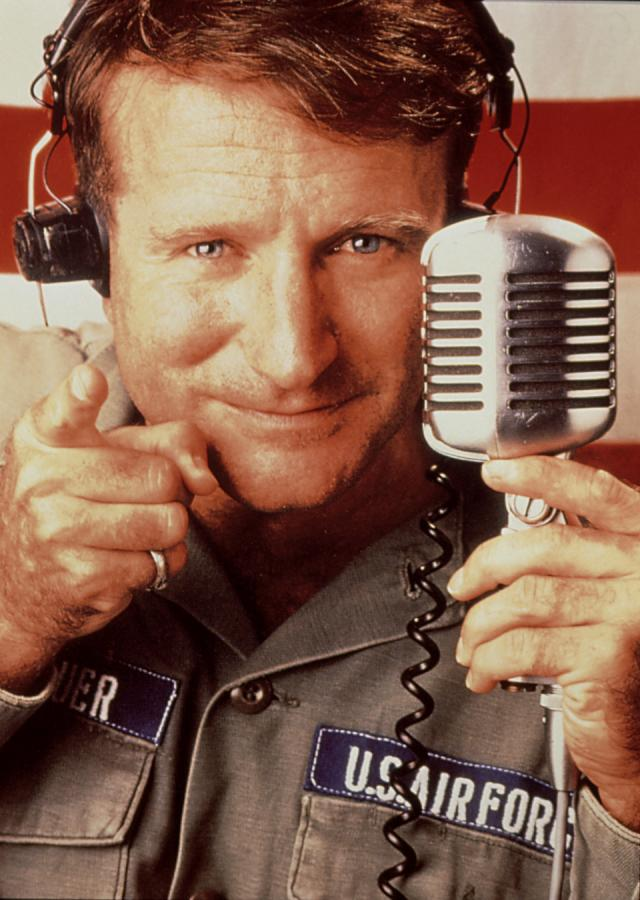 "2. ""Good Morning, Vietnam"" (1987)"