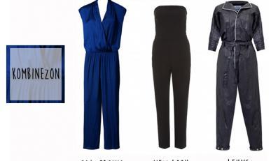 Kombinezony: Calzedonia - 209,90 pln New Look - 179,90 pln Levi's® - wzór