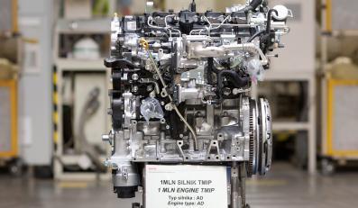 Milionowy silnik Toyoty z fabryki Jelcz-Laskowice