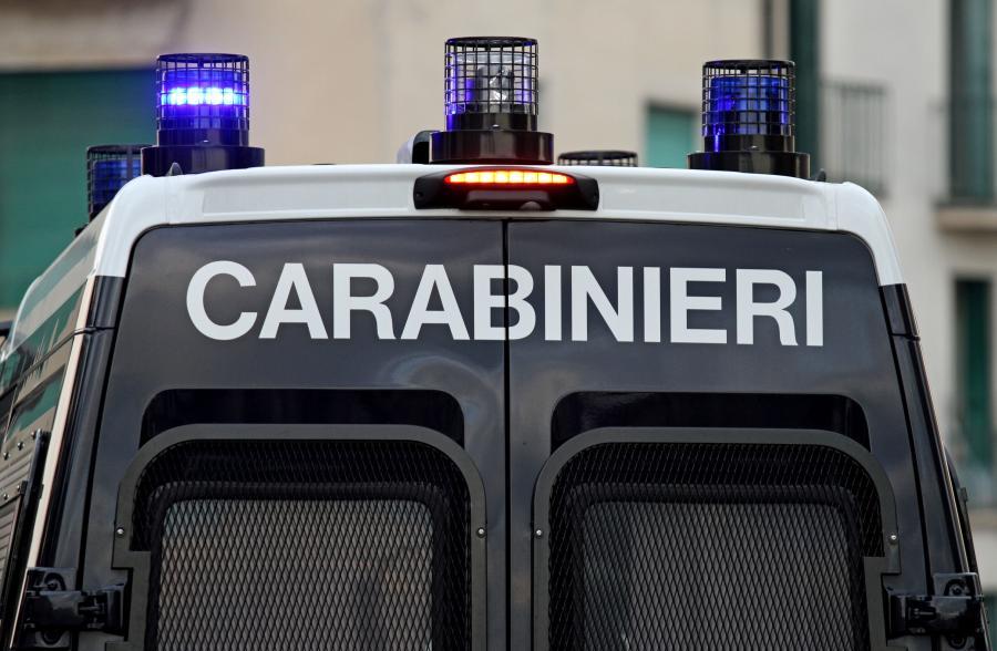 Radiowóz karabinierich
