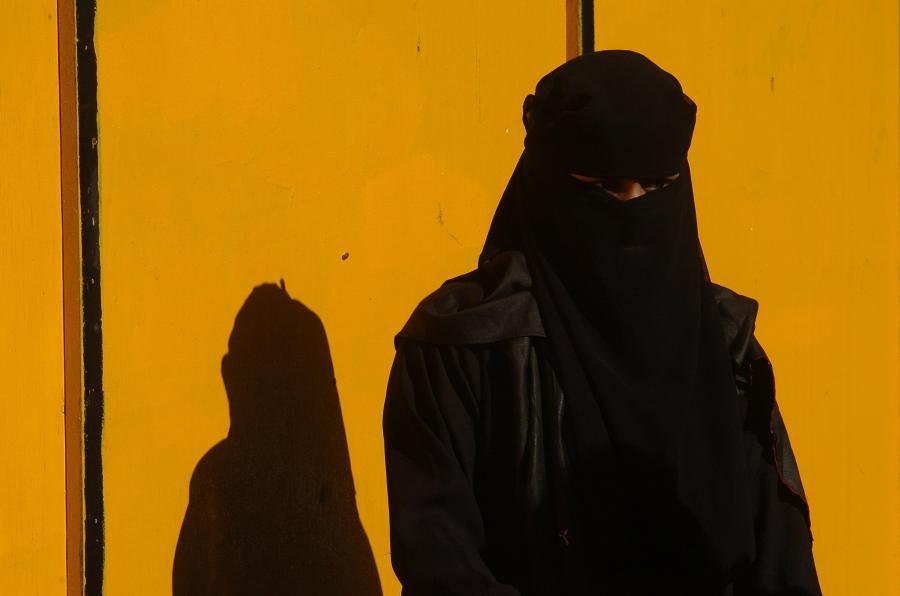 Muzułmanka z Londynu
