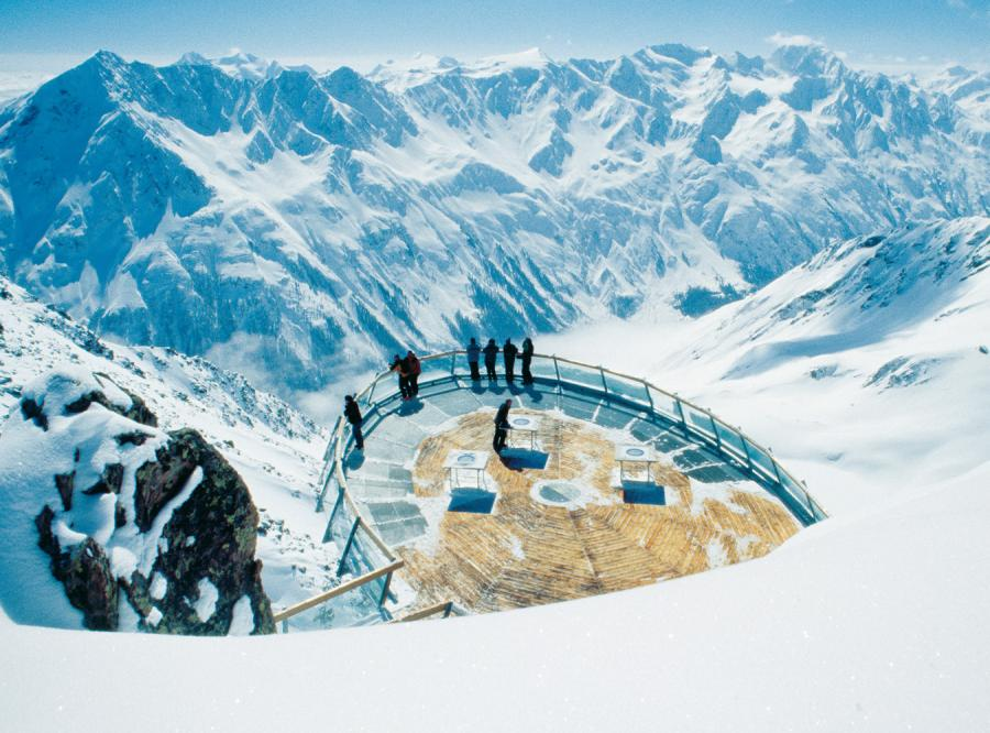 Tu najdłużej pojeździsz na nartach