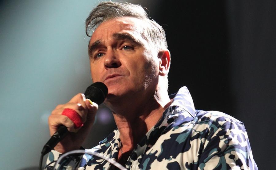 Morrissey przerwał koncert w Stodole