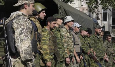 Prorosyjscy separatyści na Ukrainie