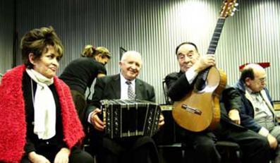 Taniec w boskim Buenos