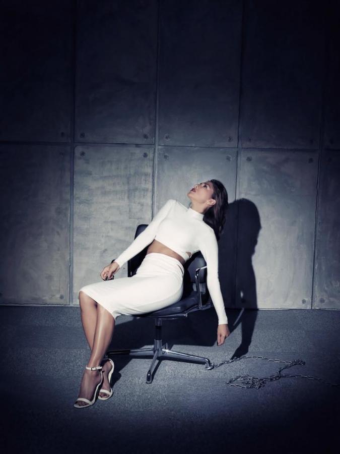"Nicole Scherzinger zapowiada ""Big Fat Lie"""