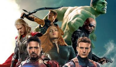 Bracia Russo oficjalnie z Avengersami