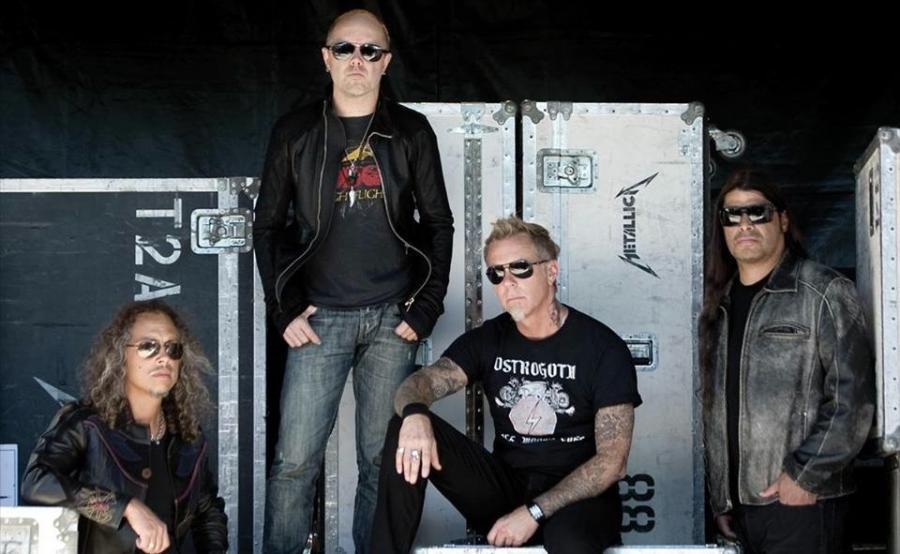 Muzycy Metalliki ambasadorami Dnia Sklepu Płytowego