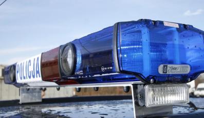 Policjant potrącił przechodnia i uciekł z miejsca wypadku