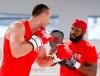 Władimir Kliczko i Kubrat Pulev trenują przed walką o mistrzowskie pasy