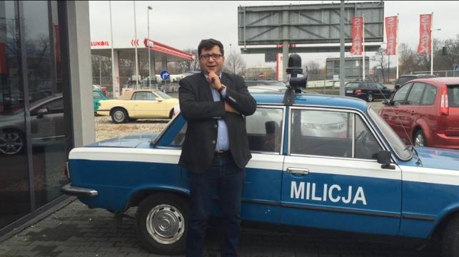 Zbigniew Stonoga Partia Polska to ugrupowanie największego awanturnika na polskiej scenie politycznej.
