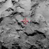 Powierzchnia komety