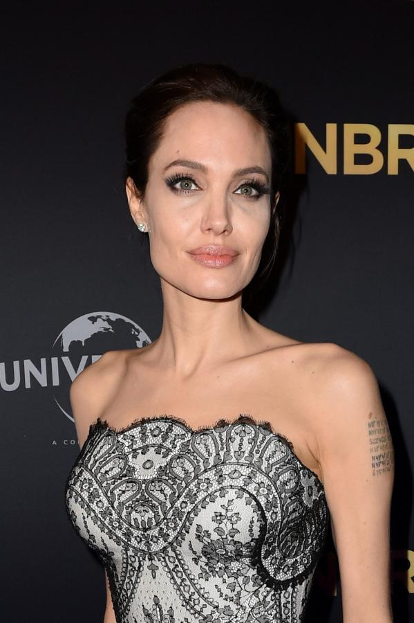 "Angelina Jolie na premierze ""Unbroken"" w Sydney"