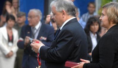 Prezydent zlustruje kandydatów do odznaczeń