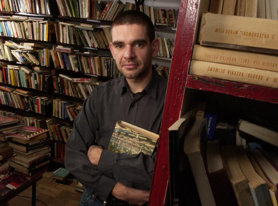Nowa powieść Aleksandra Kościowa