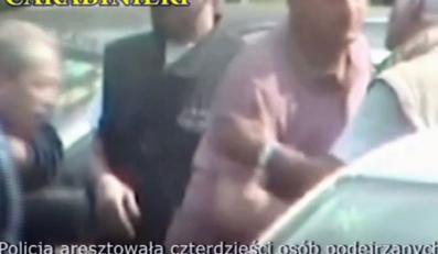 """Włoska mafia """"Ndrangheta"""" nagrana z ukrycia"""