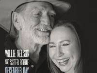 Legendarny Willie Nelson nagrywa z... siostrą [ARCHIWALNE ZDJĘCIA]