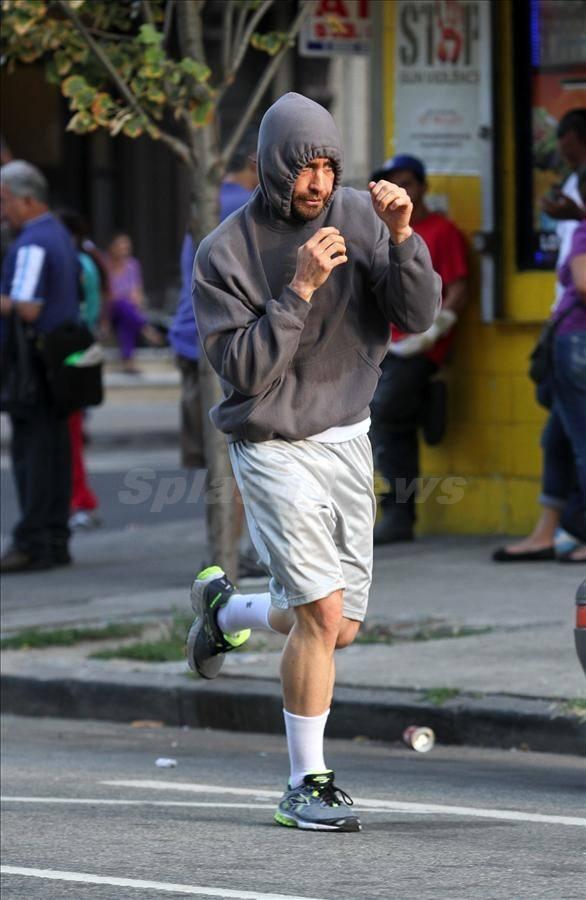 """Jake Gyllenhaal w filmie """"Southpaw"""""""
