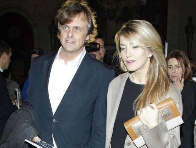 Kamilla Baar i Piotr Kochański