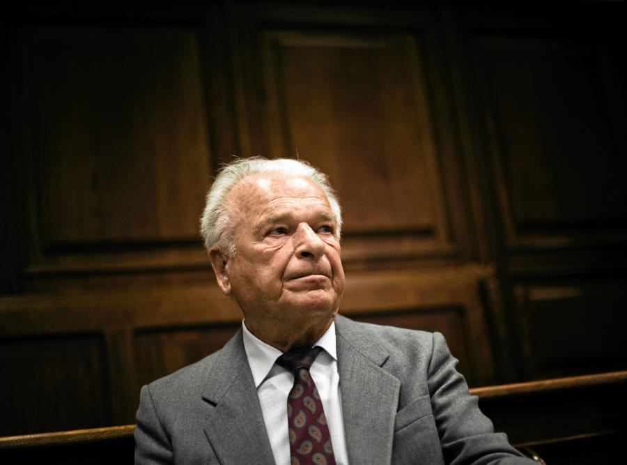 Generał Czesław Kiszczak przed sądem