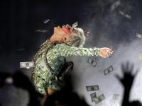 Miley Cyrus, Conchita Wurst i śpiewająca zakonnica, czyli rok 2014 w muzyce [NAJLEPSZE ZDJĘCIA]