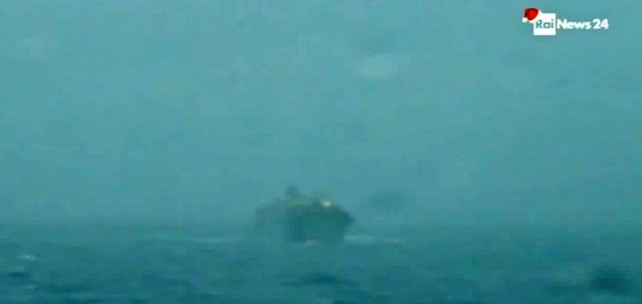 Akcja ratunkowa w pobliżu Korfu