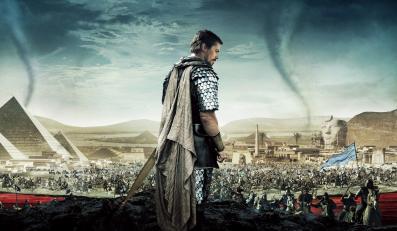 """""""Exodus: Bogowie i królowie"""" to raczej film dla dużych chłopców niż szerokiej publiczności"""