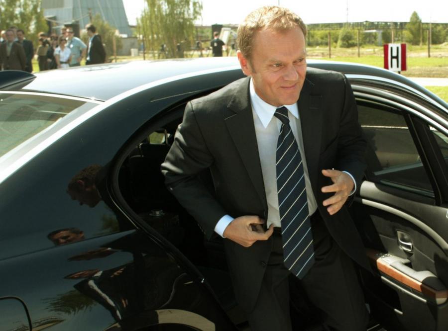 Rząd wynajmie limuzynę dla Tuska
