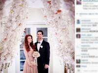 Piłkarz Legii w sylwestra wziął ślub ze znaną blogerką. ZDJĘCIA