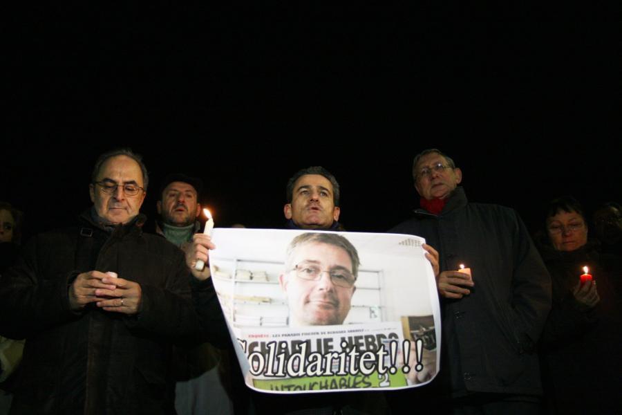 Albania. Świat w reakcji na zamach we Francji