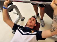 Pogoń szykuje się do sezonu. Zobacz, jak piłkarze ćwiczą na siłowni. ZDJĘCIA