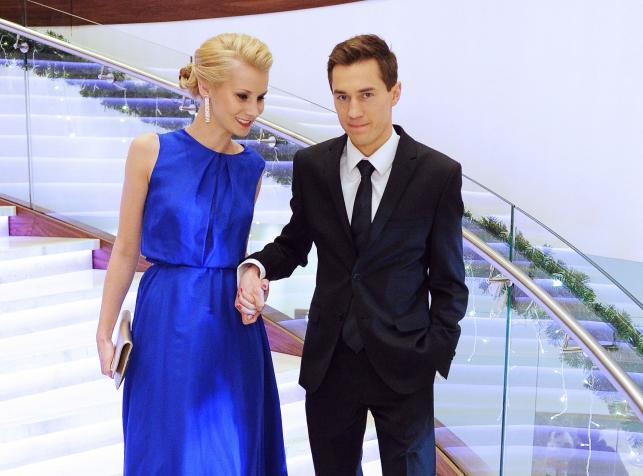 Tak polscy sportowcy bawili się ze swoimi pięknymi żonami na Balu Mistrzów