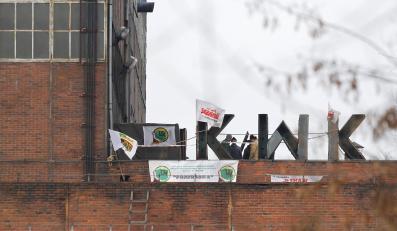 KWK Bobrek - Centrum w Bytomiu