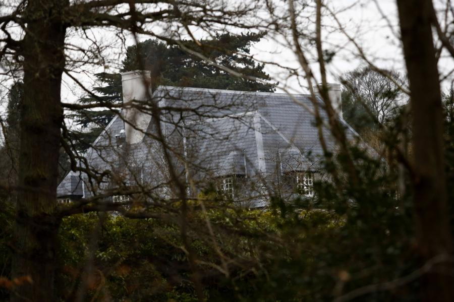 Posiadłość Borysa Bieriezowskiego, w której znaleziono ciało biznesmena