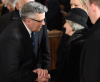 Ostatnie pożegnanie premiera i marszałka Sejmu