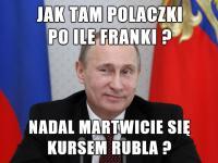 Terlikowski wściekły na papieża i Putin szydzący z Polaków. MEMY DNIA