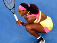W co ona się ubrała? Serena Williams w kolorze yellow bahama na Australian Open. ZDJĘCIA