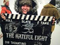 """Tak pracuje Quentin Tarantino. Pierwsze zdjęcia z planu """"Hateful Eight"""""""