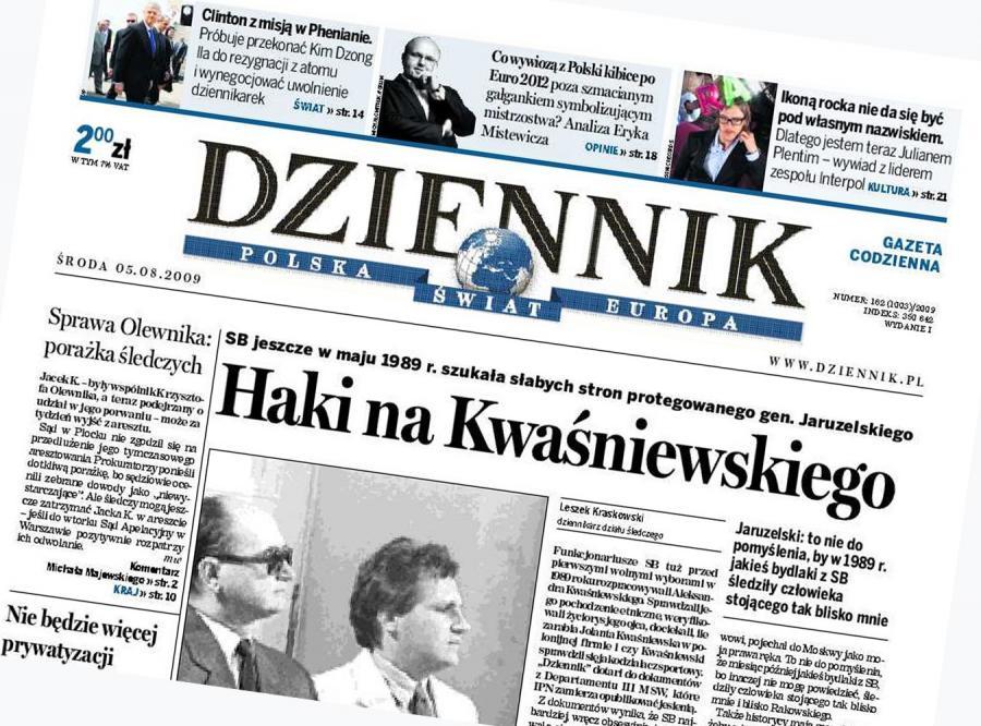 Dziennik połączy się z Gazetą Prawną