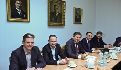 Posiedzenie władz PSL