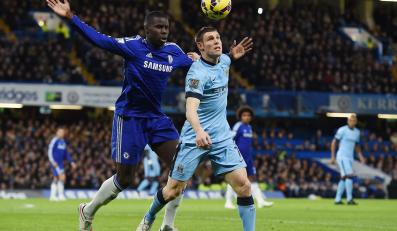 James Milner i Kurt Zouma