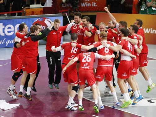 Polska zdobyła brązowy medal! Michał Szyba jednym z bohaterów. ZDJĘCIA