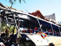 Zamach w Damaszku. Samobójca wysadził się w autobusie z pielgrzymami